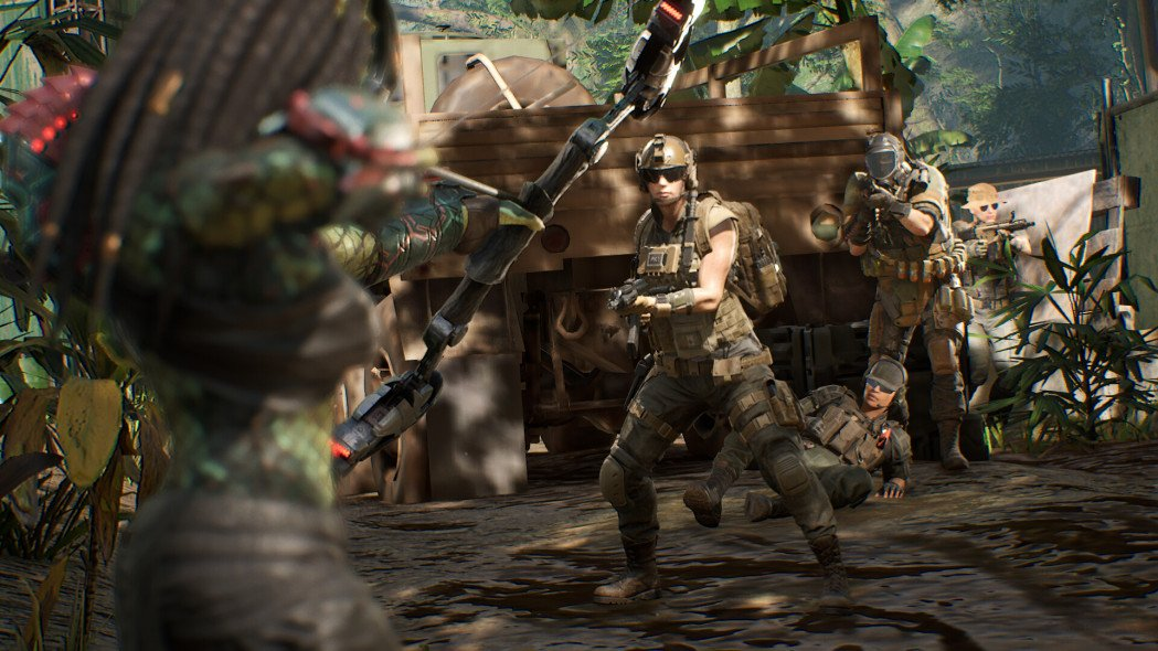 Predator: Hunting Grounds Will Start the Hunt in April