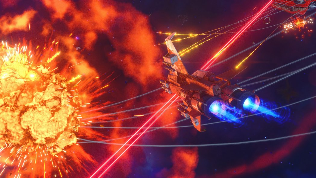 Rebel Galaxy Outlaw Console Release Date Pushed Back for All Platforms