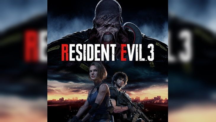 Resident Evil 3 Remake Cover Spotted on PlayStation Store