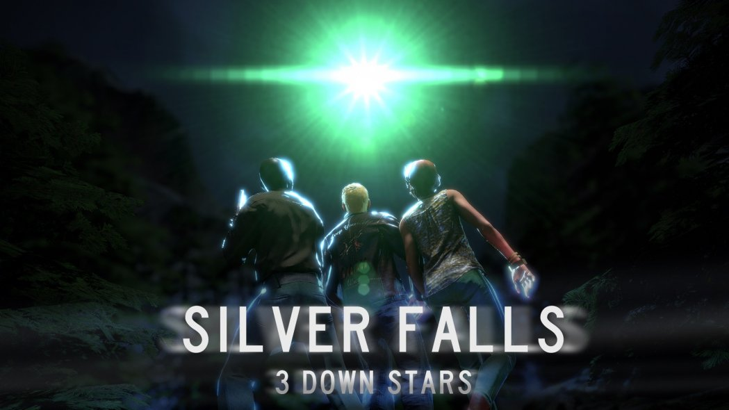 Silver Falls – 3 Down Stars is a new 3DS game releasing on Boxing Day