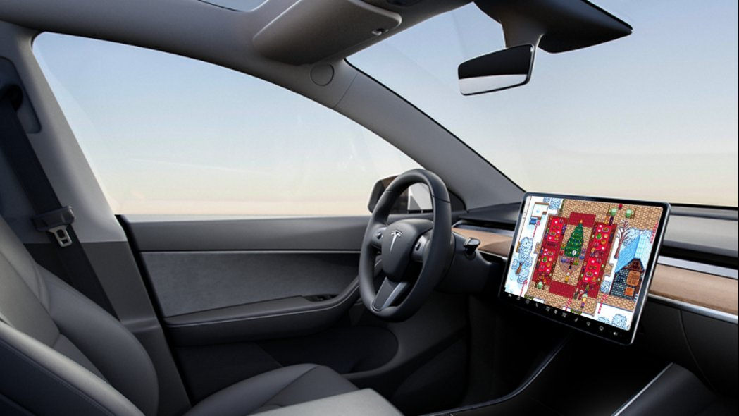 Stardew Valley Tesla Edition Announced by Elon Musk