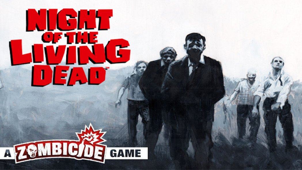 Night of the Living Dead Meets… Zombicide?