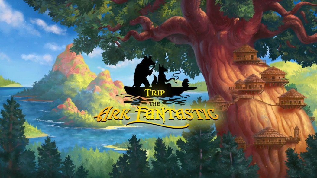 Trip The Ark Fantastic Explores Political Intrigue… with Hedgehogs