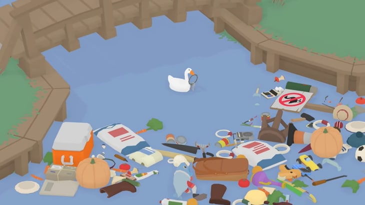 Untitled Goose Game for PlayStation 4 and Xbox One Launches December 17