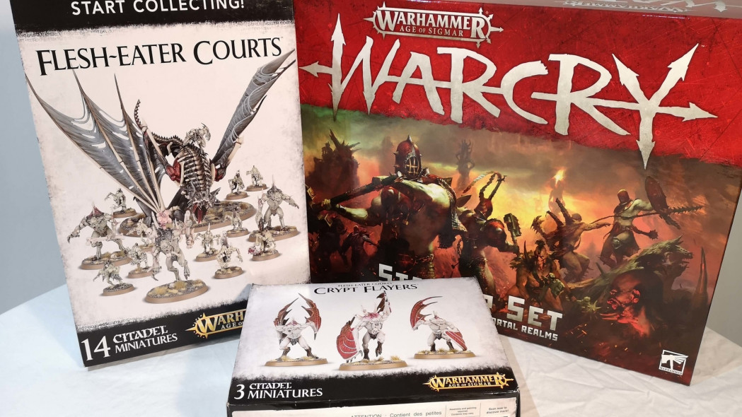 Warhammer Age of Sigmar WarCry Guide – Flesh-Eater Courts