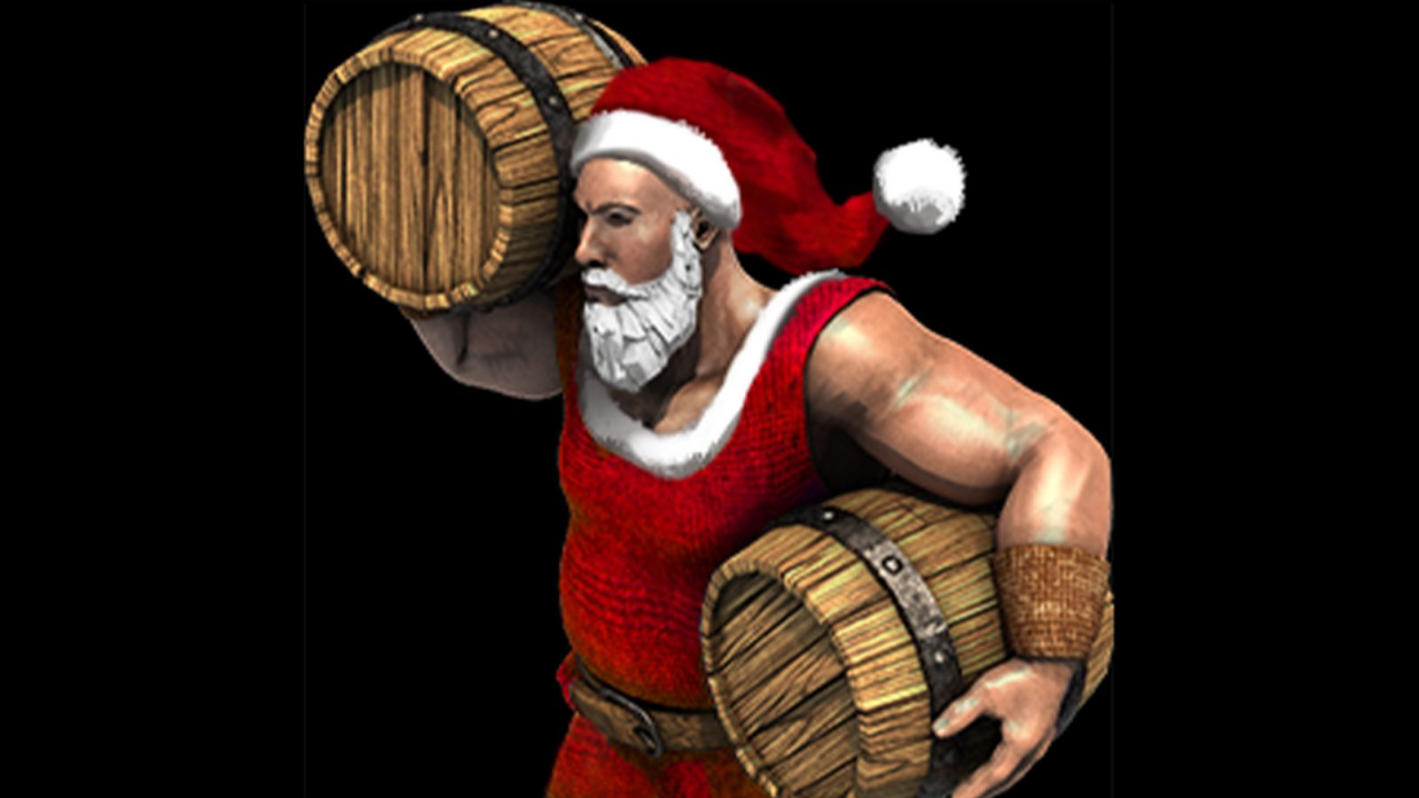 This official Age of Empires 2 mod lets you kill your enemies with Christmas presents