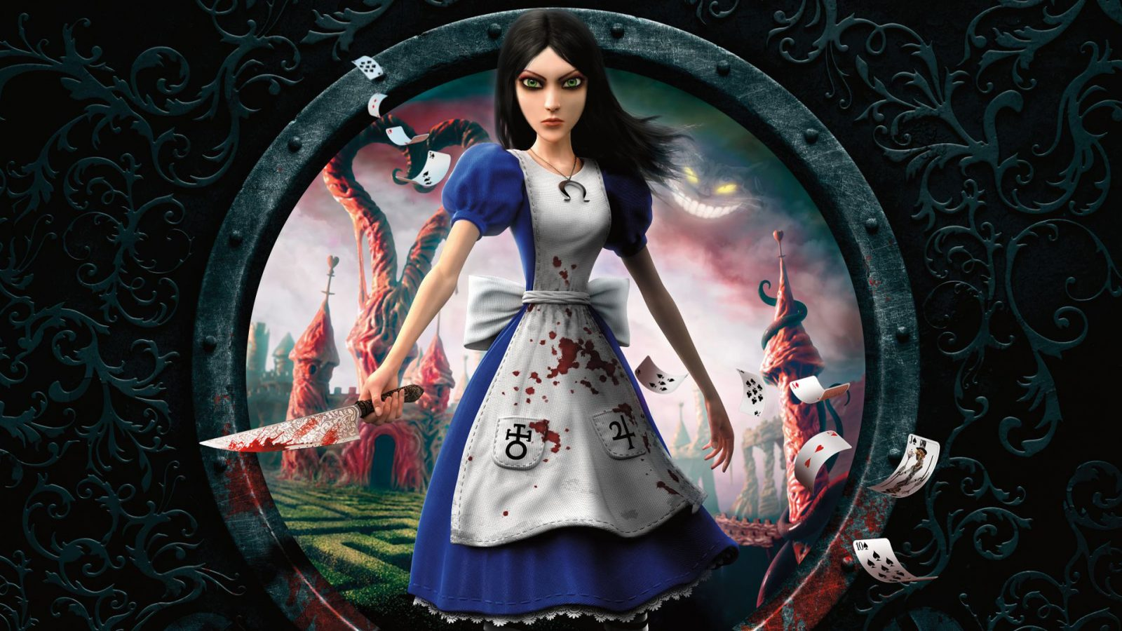 American McGee plays American McGee's Alice sequel on YouTube, gets copyright claim