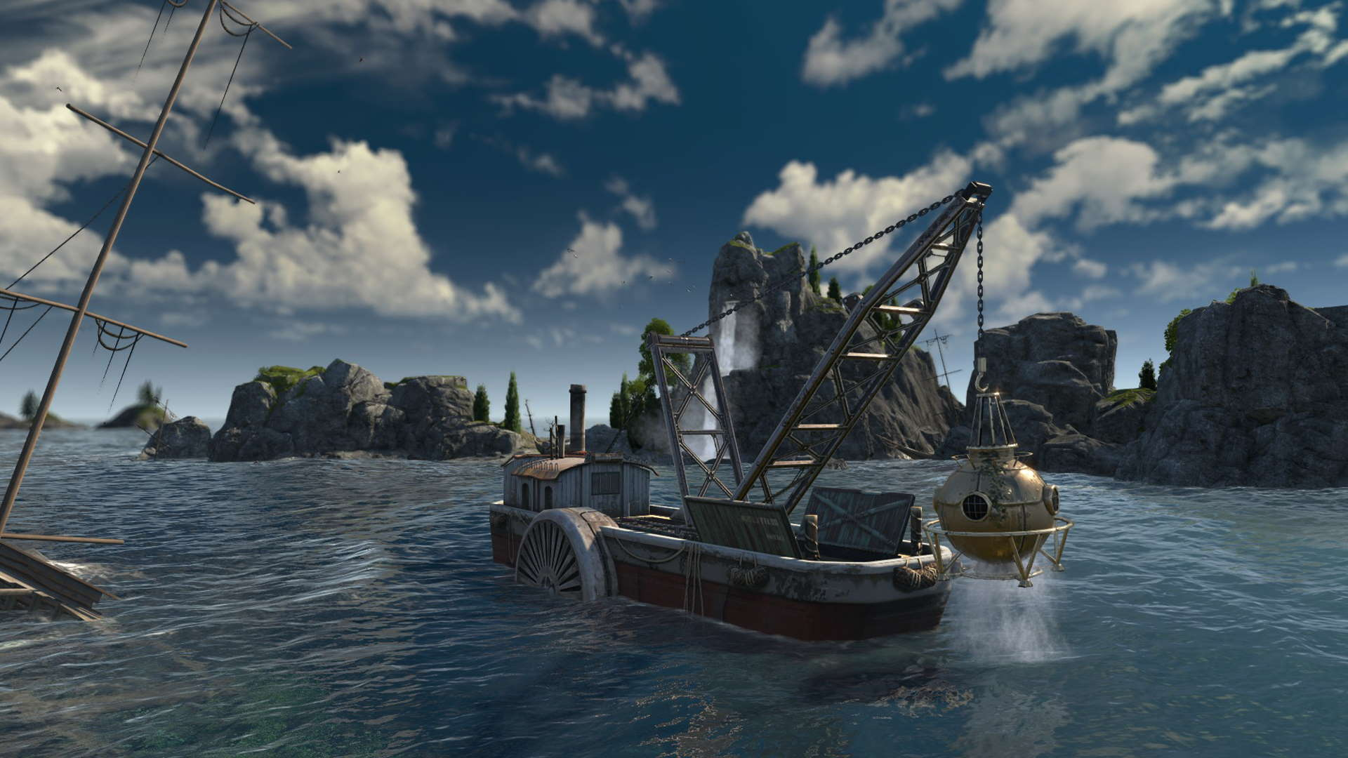 The beautiful Anno 1800 is half price in Ubisoft's latest flash sale