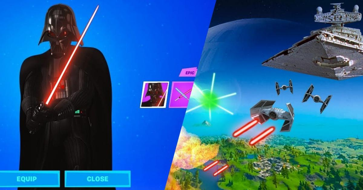 'Fortnite' / 'Star Wars' collaboration continues, on December 14, with a special event