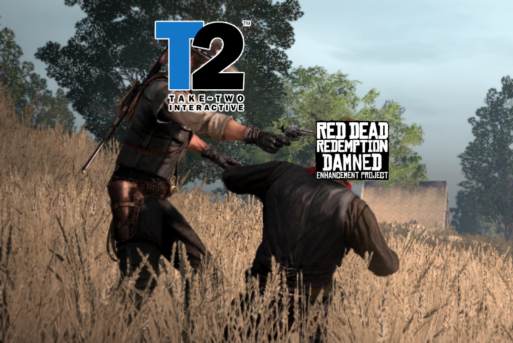 Fan-Made PC Port of Original Red Dead Redemption Canceled, Due to Take-Two Lawsuit