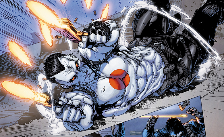 Valiant Teams Up With Blowfish Games to Make Bloodshot Game and More