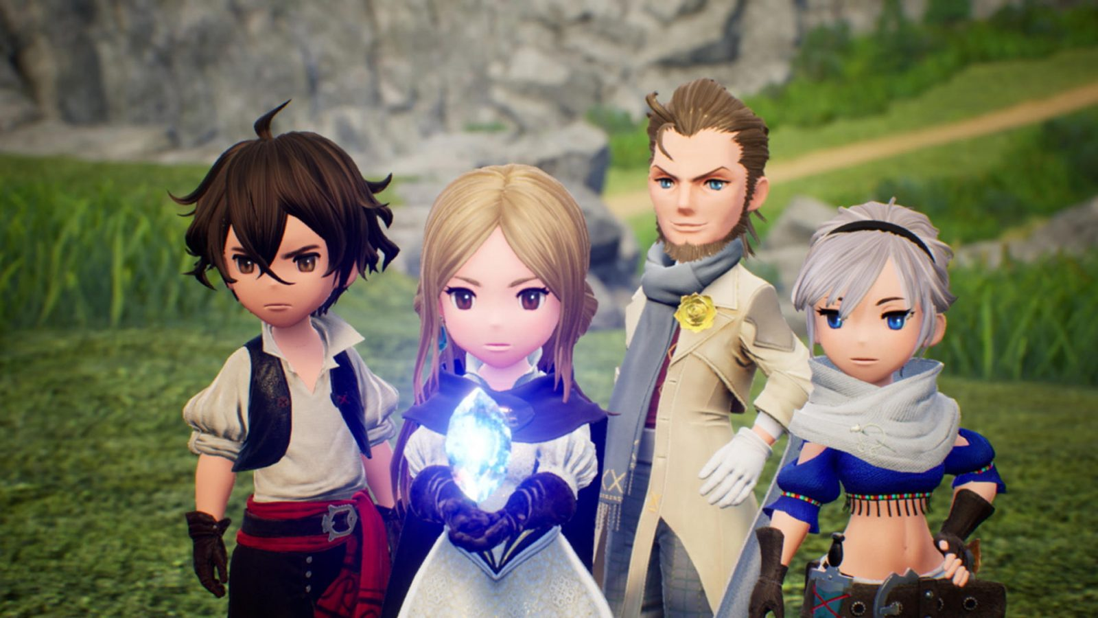 Bravely Default Is Getting Another Sequel, But This Time For Switch