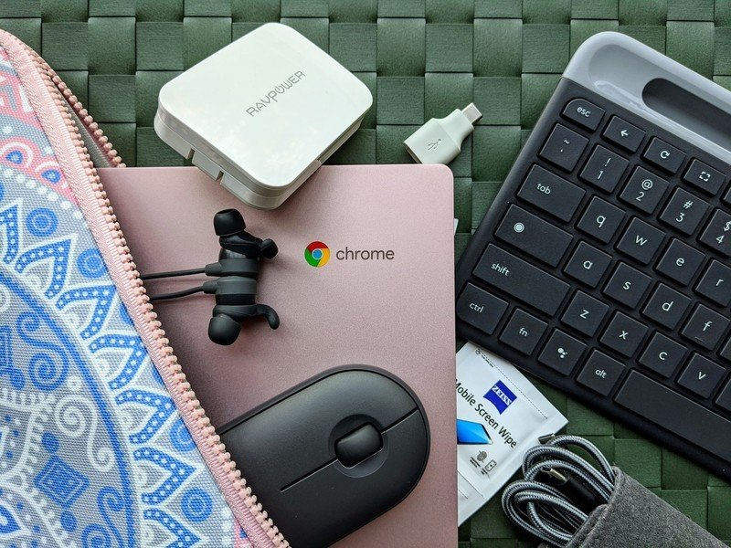 12 Essential Accessories for Your Chromebook