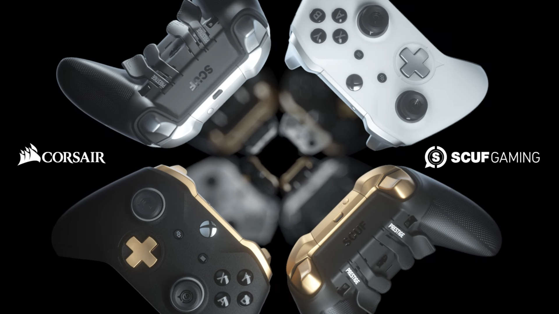 Corsair has now gone and picked up controller manufacturer SCUF