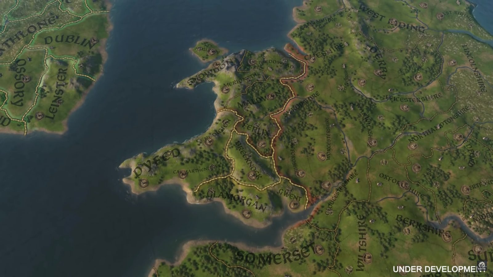 Crusader Kings 3 reveals tons of new features in a new developer diary video