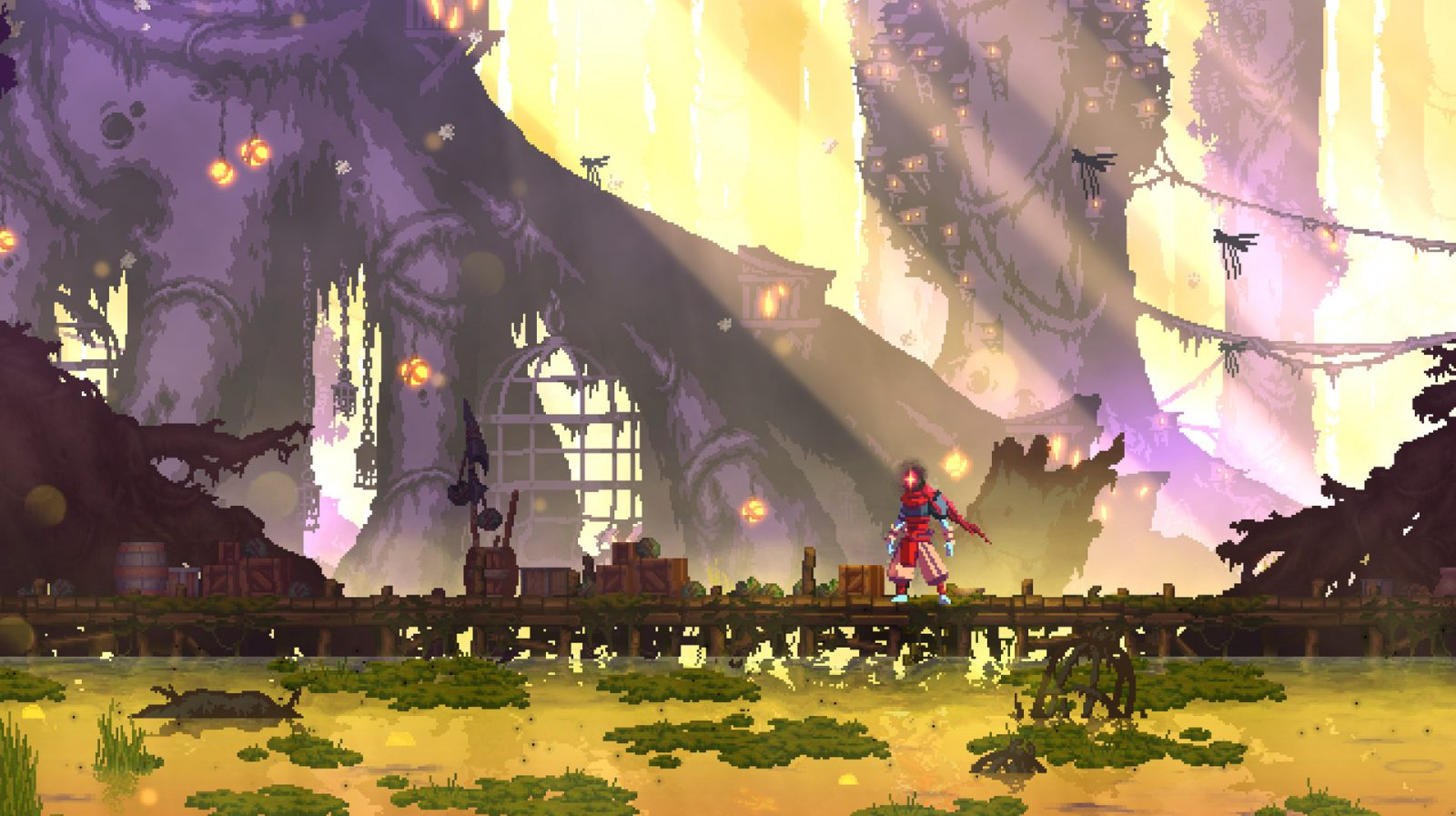 The Bad Seed DLC Announced for Dead Cells, Launches in Q1 2020
