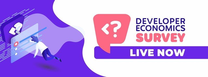 Test your skills and win prizes when you take the new Developer Economics survey!