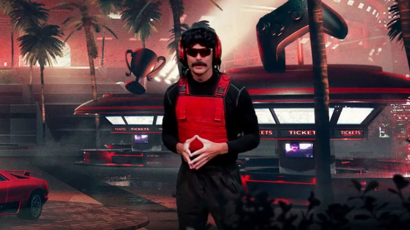 Dr Disrespect gets a TV show that will tell his origin story