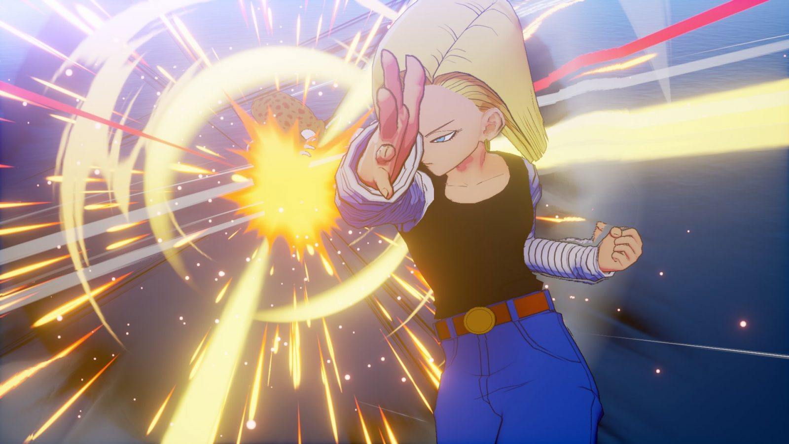 New Screenshots for Dragon Ball Z: Kakarot Show Off Android 18, Trunks, More