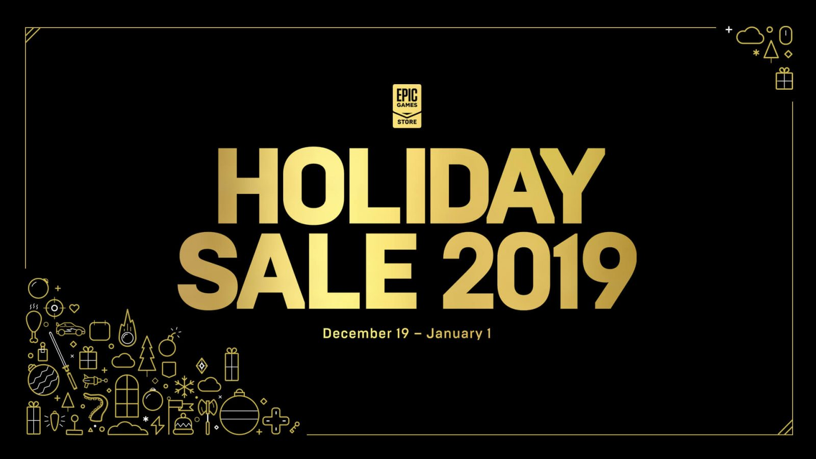 Epic Games Store winter sale is live; here's how to get infinite $10 / £10 coupons