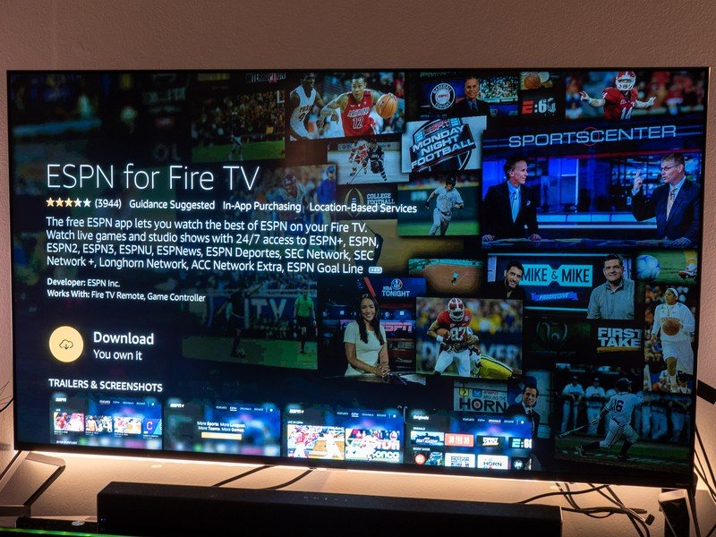 How to watch UFC 245 on Amazon Fire TV
