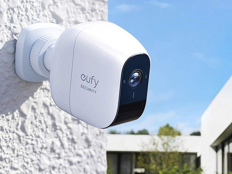 This add-on EufyCamE wireless security camera is over $60 off for one day only