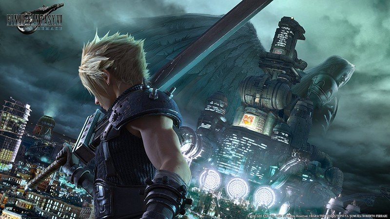 Final Fantasy 7 Remake gets a new trailer at The Game Awards starring Cloud Strife