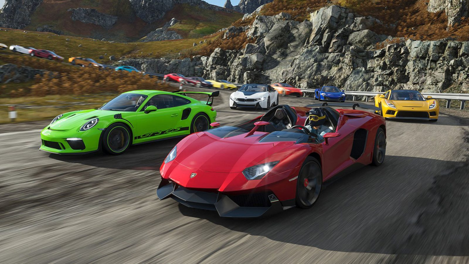 Forza Motorsport 8 details and new features revealed – take a look here