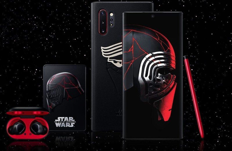 Special Edition Star Wars Galaxy Note 10+ now up for pre-order