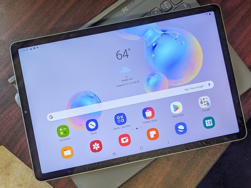 Samsung confirms the Galaxy Tab S6 5G is on its way
