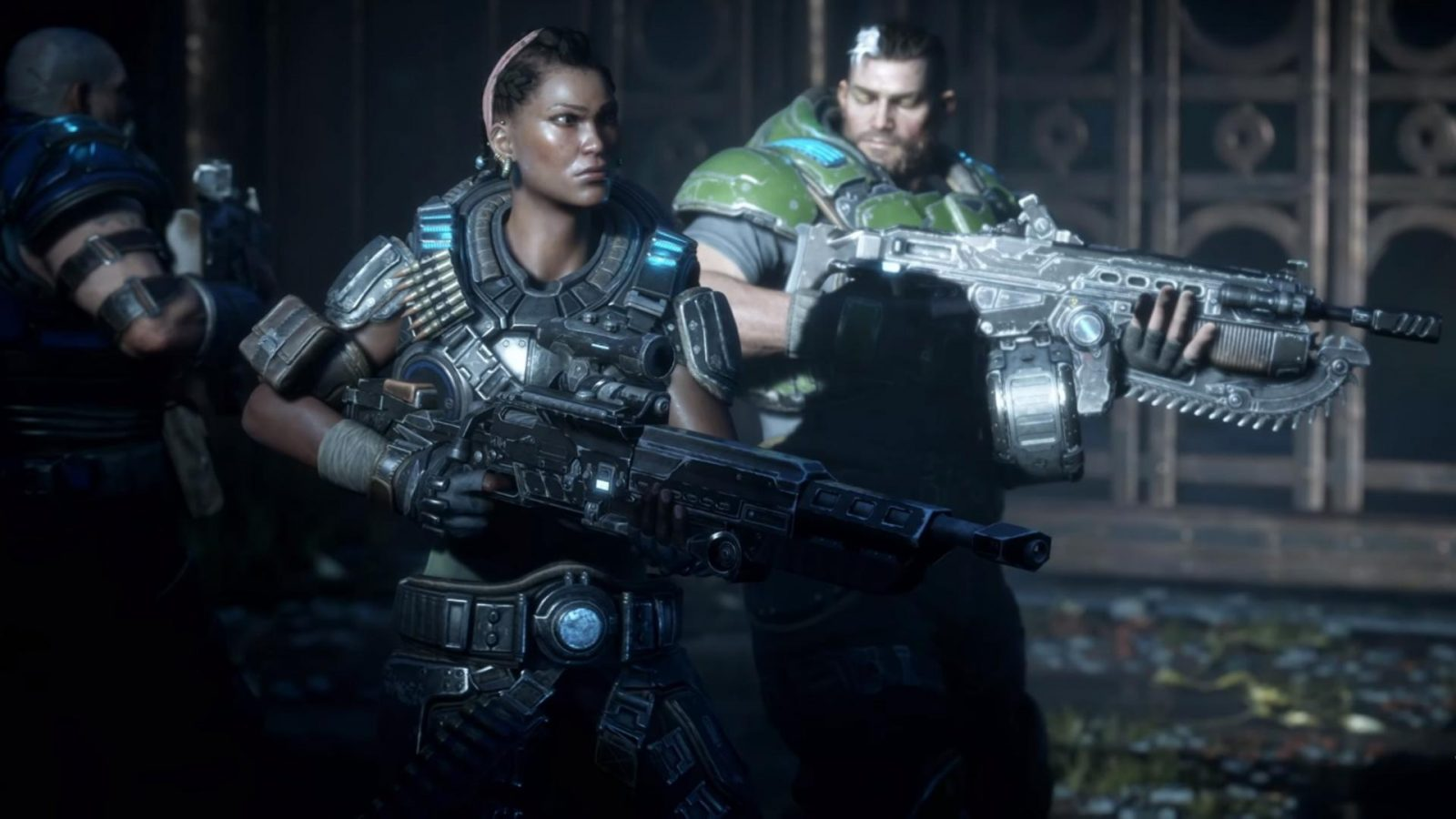 Gears Tactics is Taking a Turn At Fighting the Locust Horde Next April