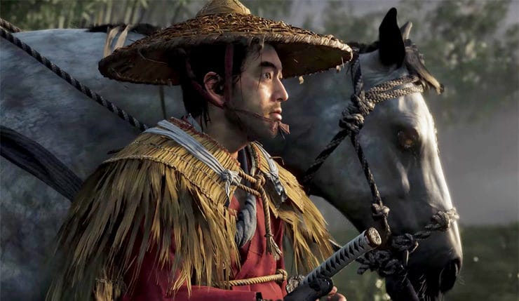 State of Play Teaser Trailer for Ghost of Tsushima