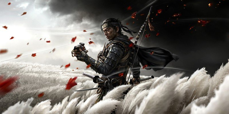 Ghost of Tsushima gets free dynamic PlayStation 4 theme, available through January 2020