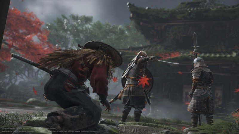 Ghost of Tsushima gets stunning cinematic trailer and release window at The Game Awards