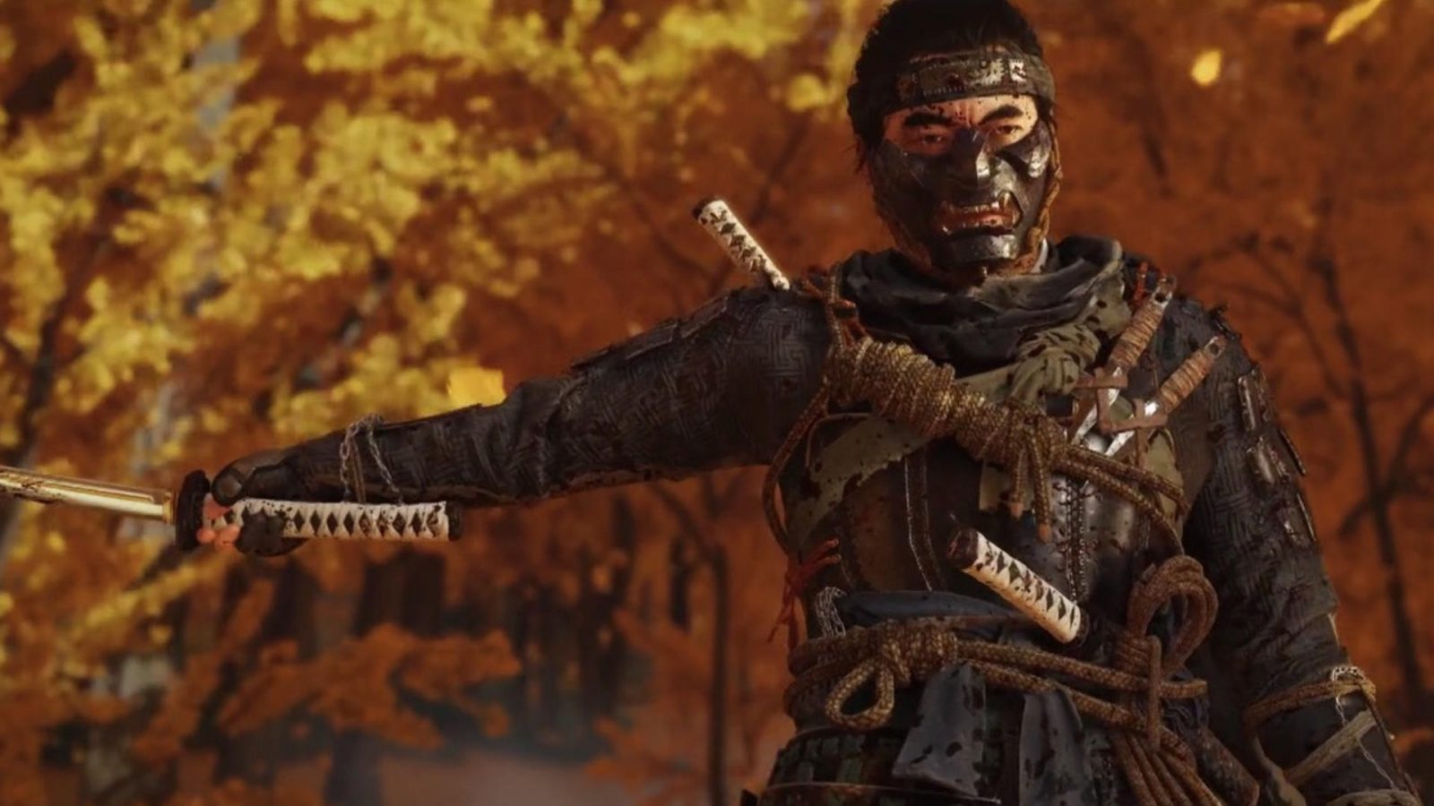 Ghost of Tsushima's Game Awards Trailer Gives us Samurai Drama and a Release Window