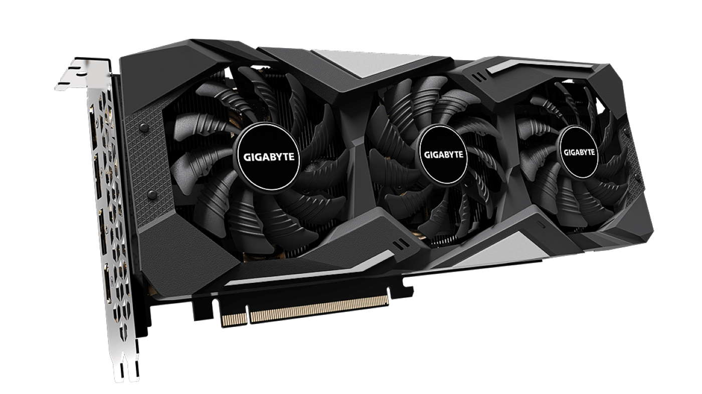 Gigabyte lists 6GB AMD RX 5600 and RX 5600 XT cards… for a January reveal?