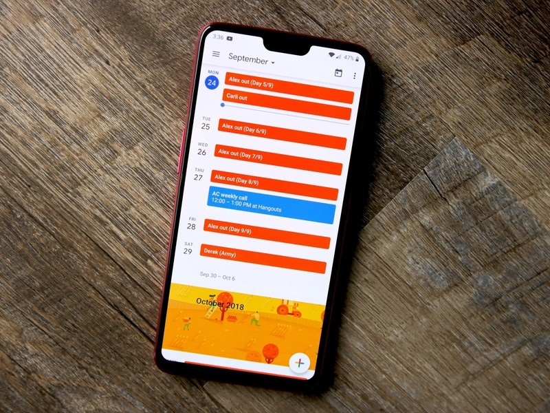 Google Calendar adds the ability to move events between calendars