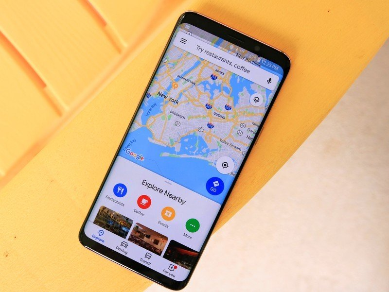 Google updates Location History privacy tools in Maps