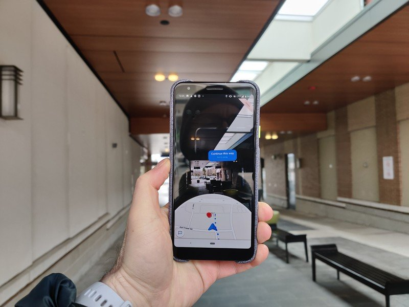 Google Maps gets new features for better AR gaming