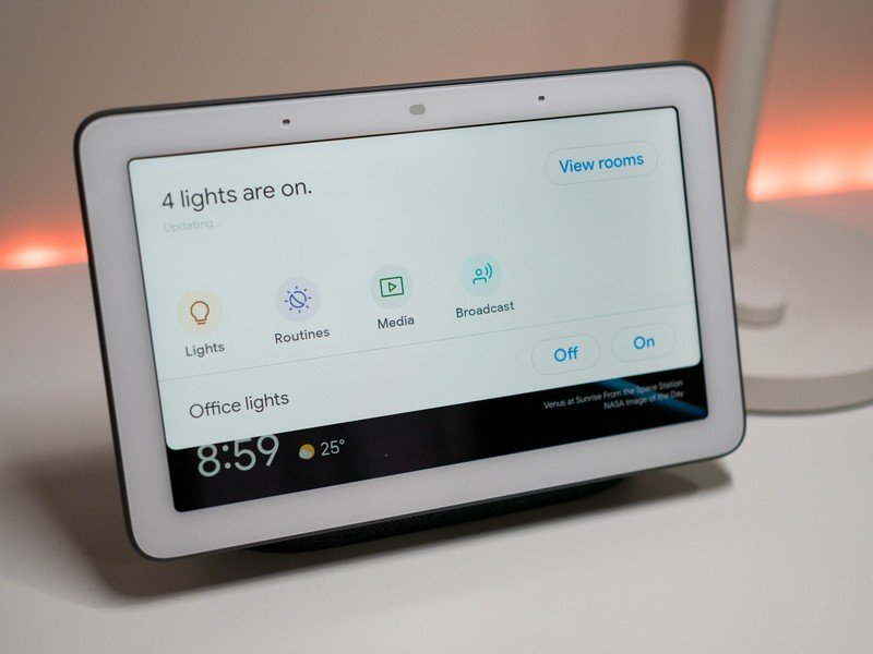 Google explains how it created ultrasonic features for Nest smart displays