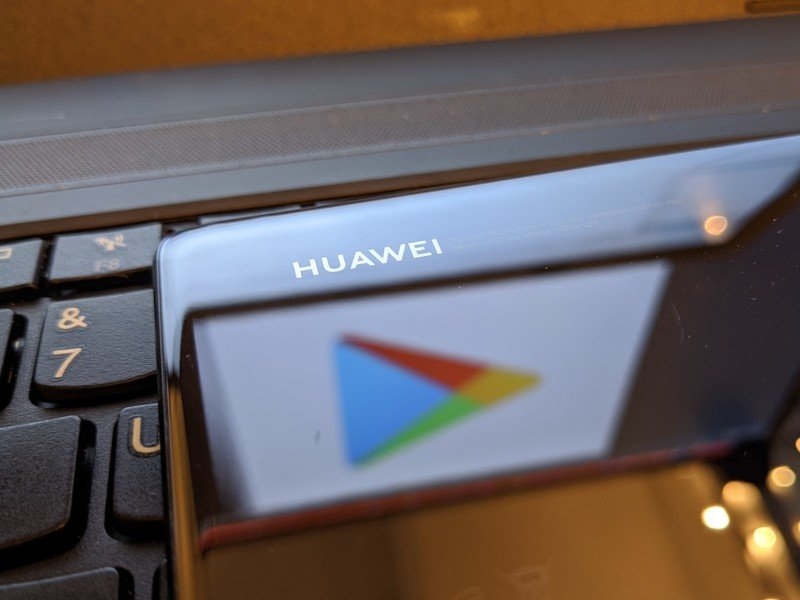 Huawei finalizing Google Services replacements, year-end launch in sight