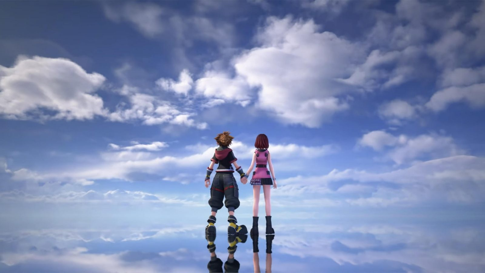 Kairi Joins the Battle in Kingdom Hearts 3's Re Mind DLC, Out Next Month