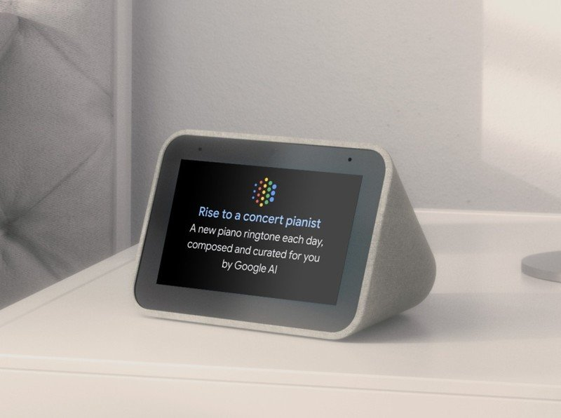 Lenovo Smart Clock's new Assistant feature can customize alarm sounds to your environment