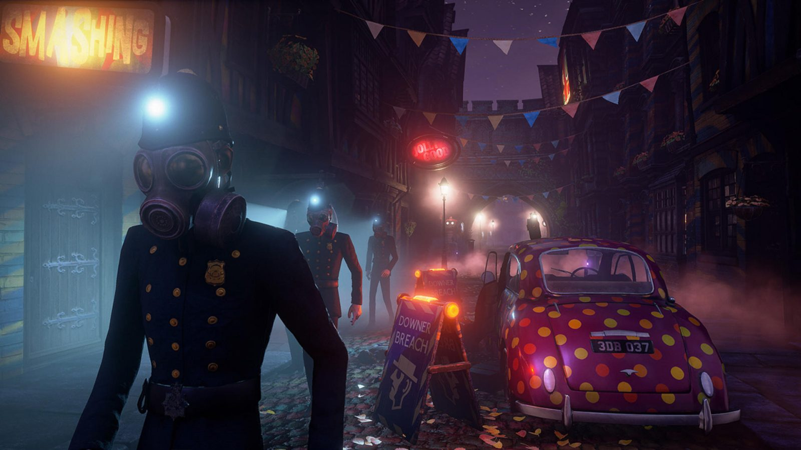 """Microsoft Has Told We Happy Few Dev to """"Keep Making Really Weird"""" Games"""