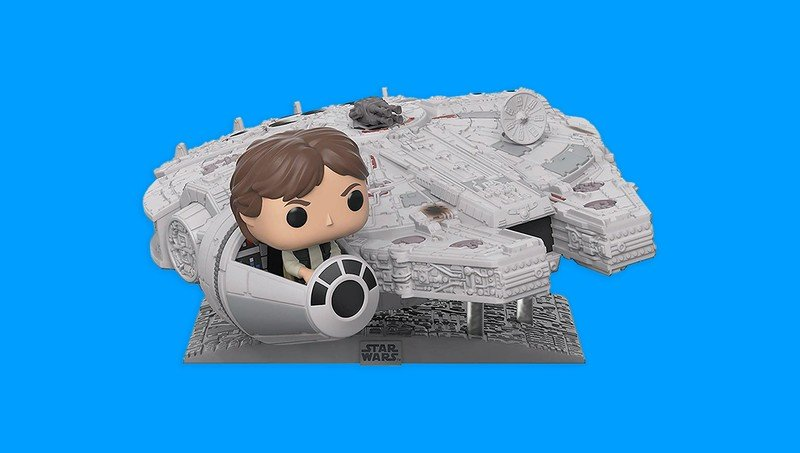 Take your Star Wars fandom to lightspeed with this Cyber Monday Funko Pop! deal