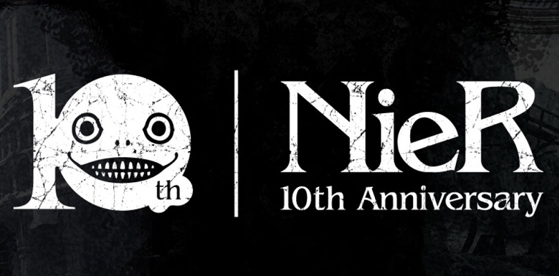 NieR 10th Anniversary Website Launched