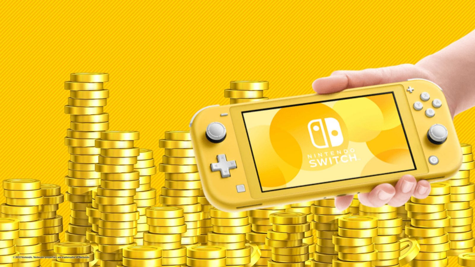 Nintendo Switch Cleans Up Over Thanksgiving With Its Best Sales Week to Date