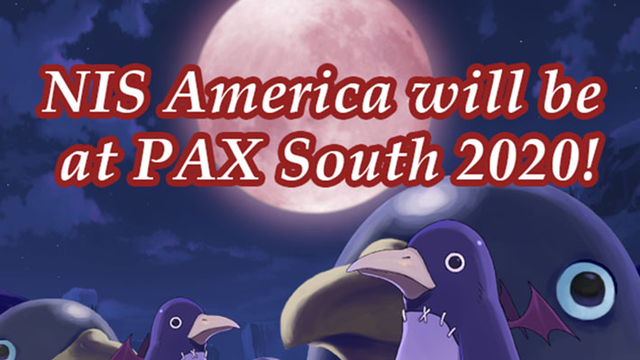 NIS America is Hosting a Panel at PAX South 2020