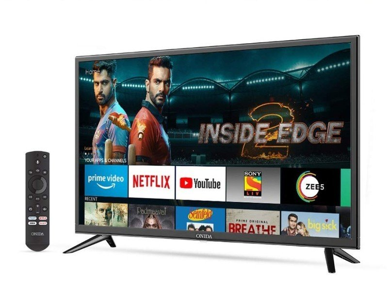 Amazon teams up with Onida to launch first Fire TV edition smart TVs in India
