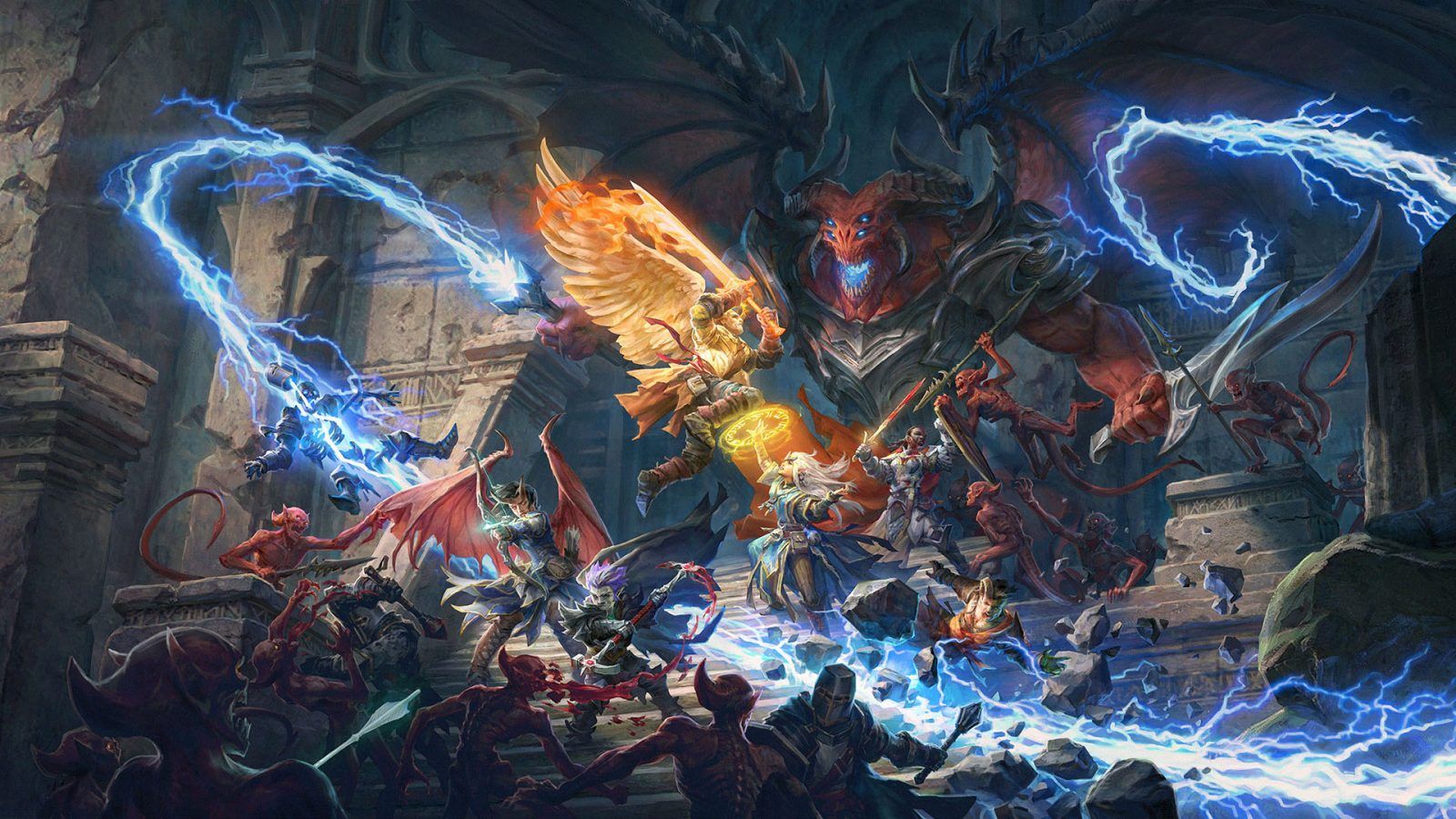 Pathfinder: Wrath of the Righteous announced – here's what we know so far